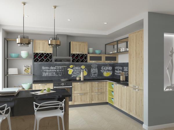 Кухня OSTIN